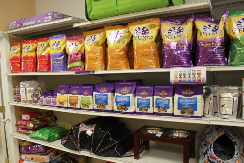 For Pets Only - Wellness Brand Pet Food